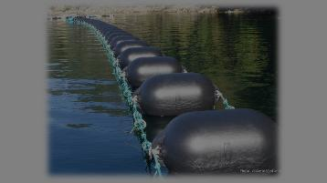 Farm Buoys for double long line